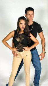 Mauricio Zaleta & Deny Alexandra