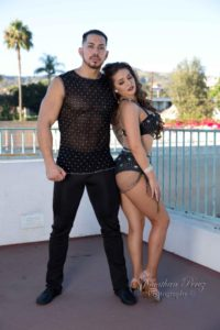Alejandro Rey & Erica Nicole