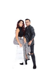 Michelle Morales & Brandon Ayala
